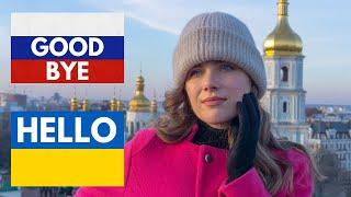 THE JOURNEY OF A LIFETIME | Leaving Russia + Arriving In Ukraine