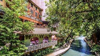 Top10 Recommended Hotels in San Antonio Riverwalk, Texas, USA