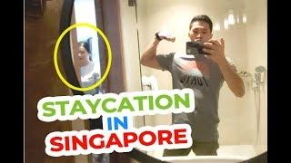 Staycation at Orchard Rendezvous Hotel Singapore