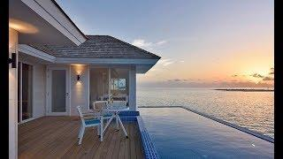 Kandima Maldives Resort - Water Villa -  ||How to book? When to go? What to pack? (description)