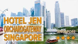 Hotel Jen Orchardgateway Singapore hotel review   Hotels in Singapore   Asian Hotels