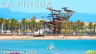 Tiny Tour | La Pineda Spain | A quick Drive-through in the summer resort next to Salou 2020 May