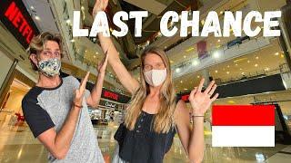 Visiting the BEST MALL in INDONESIA While We Still Can | Grand Indonesia