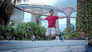 Places To Visit | Marina Bay Sands Observation Deck | Garden By The Bay | Singapore Zoo