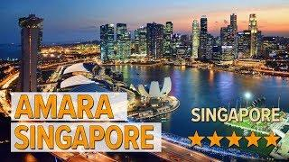 Amara Singapore hotel review | Hotels in Singapore | Asian Hotels