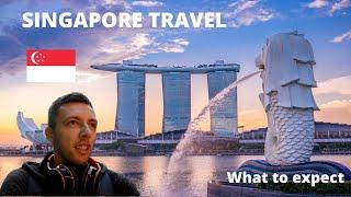 What to expect when you Travel to Singapore for the First Time!