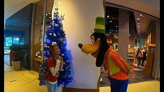 Christmas Decorations 2019 All 3 Disney Resort Hotels & Downtown Disney Complete Tour