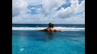 Kandima Maldives: Part 3. Ocean villa with infinity pool: One of the most unique and luxurious villa