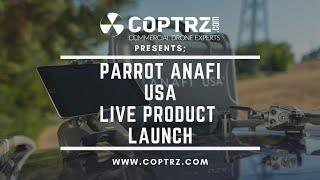 Anafi USA LIVE Launch - All Your Questions Answered
