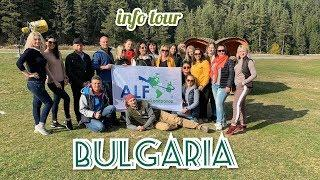 InfoTour: BULGARIA with ALF Travel Operator