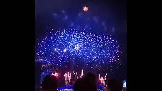 FIRE WORKS SPECTACULAR!!!#shorts