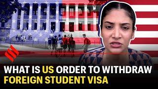 How the US immigration move affects Indian students | Indian students in America
