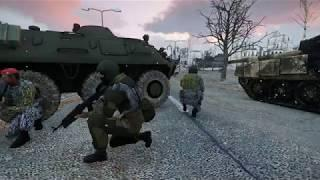 The Battle for Grozny - First Chechen War Campaign ArmA 3