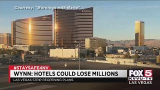 Steve Wynn speaks out about coronavirus impact on reopening hotels
