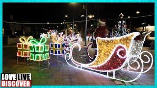 Merry Christmas & Happy New Year from Ayia Napa, Cyprus