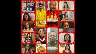 Food Challenge by bong families of California,USA .Stay home.Stay safe. Namaste.