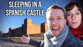 We Slept in a Haunted Medieval Spanish Castle  |  Weekend in Sigüenza