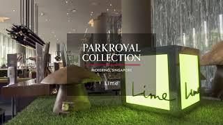PARKROYAL COLLECTION Pickering, Singapore – Lime Restaurant and Bar