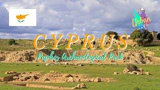 WALKING IN ARCHAEOLOGICAL PARK OF KATO PAFOS (PAPHOS) - AMAZING CYPRUS