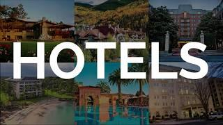 U.S. News & World Report's The 50 Best Hotels in the USA 2020 list!