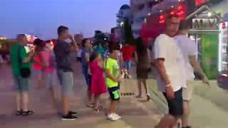 Bevor the Night life in Sunny Beach (Bulgaria) - Summer 2019 / What Happens In Sunny Beach 08/2019