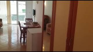 Pool view furnished Studio apartment for sale in Sunset beach 1 Sunny beach Bulgaria