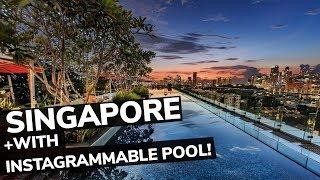 Great Value For Money Hotels in Singapore with Instagrammable Pool (+Reviews)